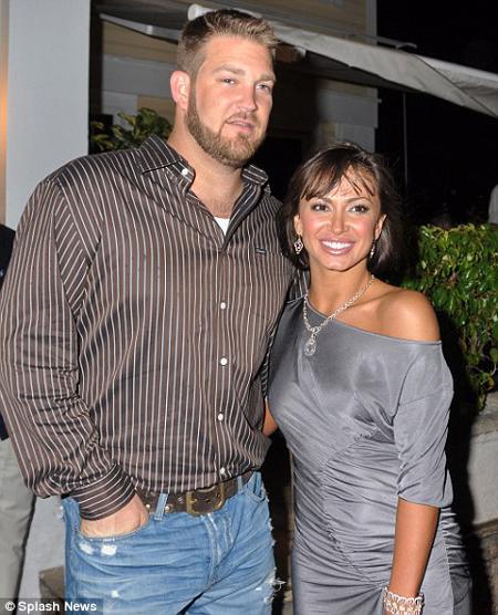 Karina Smirnoff Wedding.After Breaking Up With Boyfriend Jason Adelman Karina