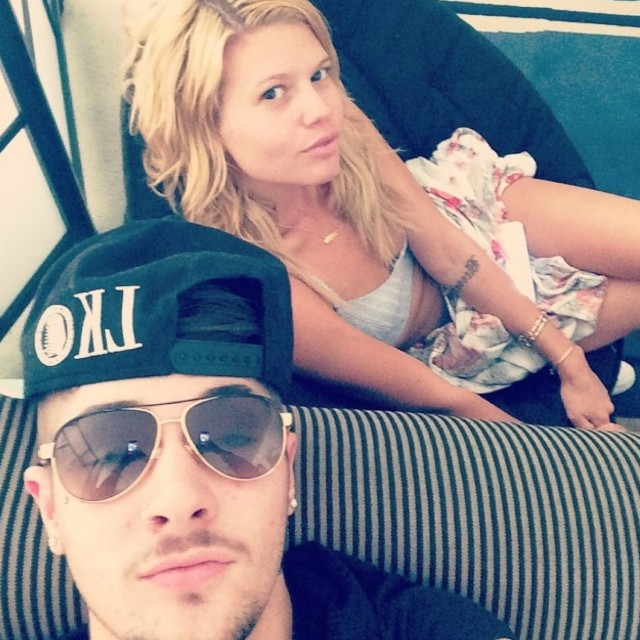 who dating chanel west coast