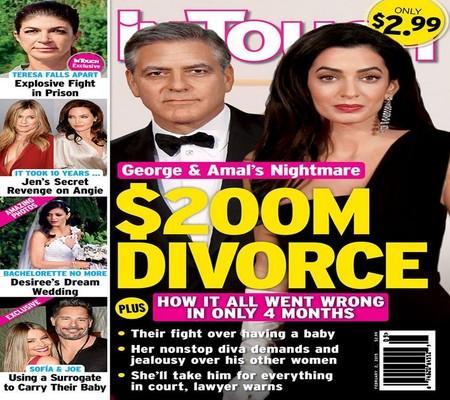 Divorce rumors surroun...