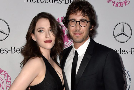 Kat Dennings, Josh Groban, relationship, breakup