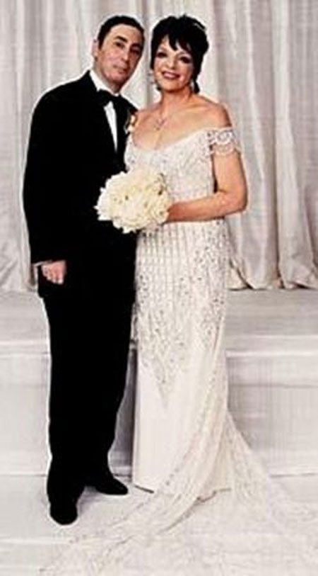 Liza Minnelli And David Gest Marriage