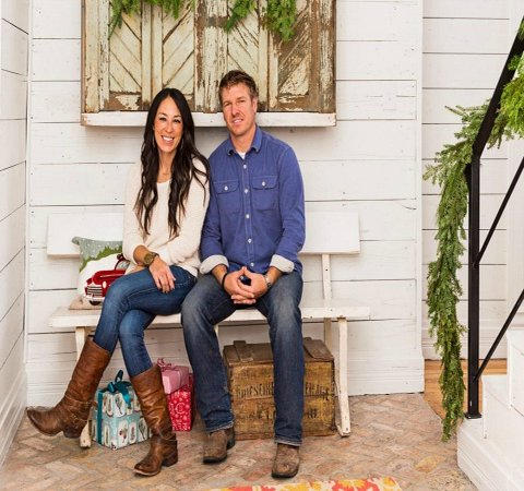 Fixer Upper S Chip And Joanna Gaines A Wonderful Couple