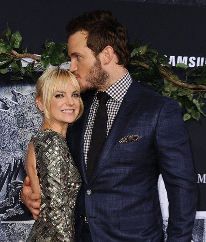 Anna Faris Is Insecure Because Of The Dating Rumors Of