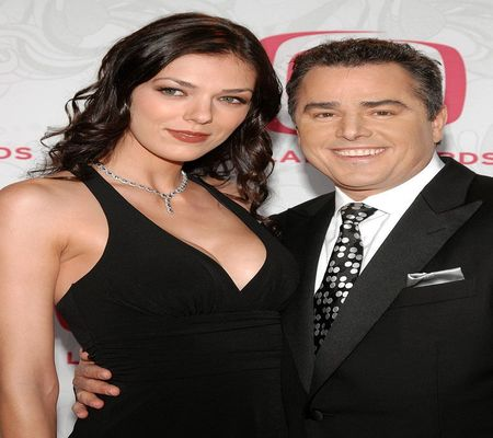 Adrianne Curry Christopher Knight Happy Divorcing Husband