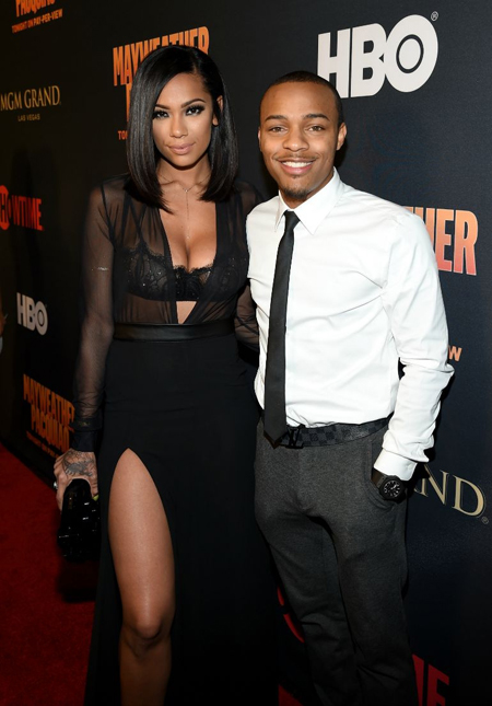 The best: is erica mena and bow wow dating 2015