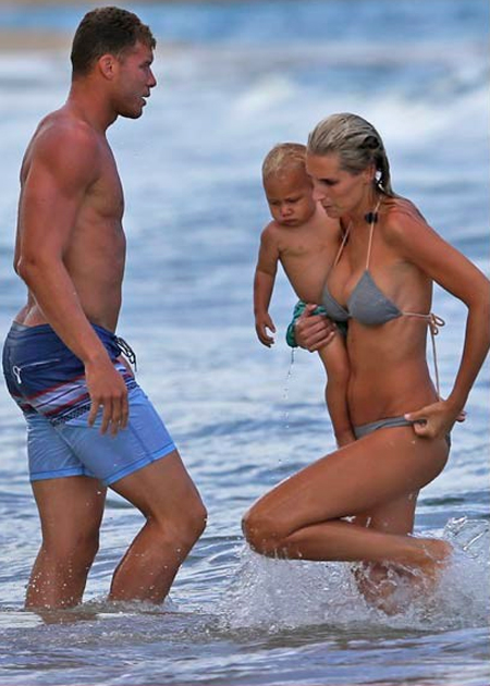 Blake Griffin is dating girlfriend Brynn Cameron: two ...