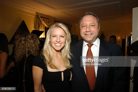 Monica Crowley and Bill Seigel got engaged in 2011