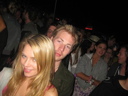 Indiana Evans And Angus Mclaren Rumored To Be Getting