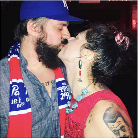Danielle american pickers divorce