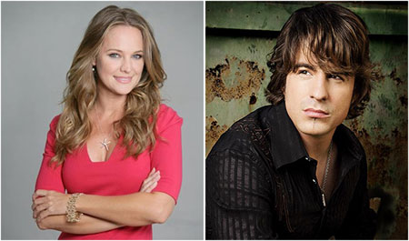foto de 'The Young and the restless' actress Sharon Case is