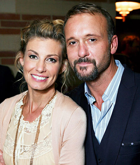 Tim Mcgraw And Faith Hill Wedding: Tim McGraw And Wife Faith Hill's Hot As Ever Romance In