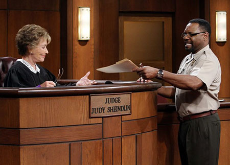Judge judy petri hawkins byrd married to wife felicia the for I bureautique baillif