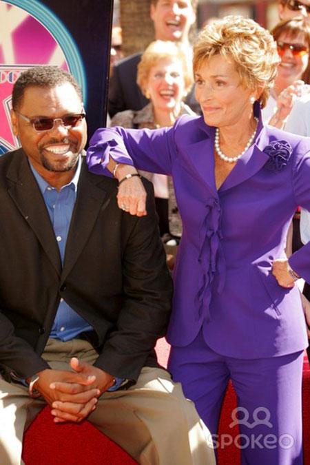 Judge Judy Petri Hawkins Byrd Married To Wife Felicia The