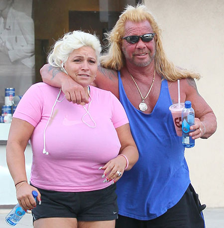 Dog 39 s the bounty hunter beth chapman lives with husband for Is dog the bounty hunter still married