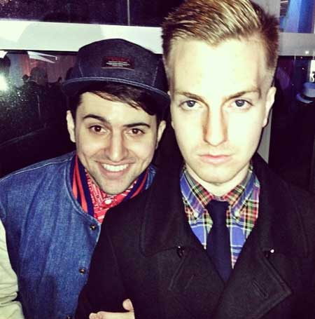 Superfruit/Pentatonixs Scott Hoying and Mitch Grassi have.
