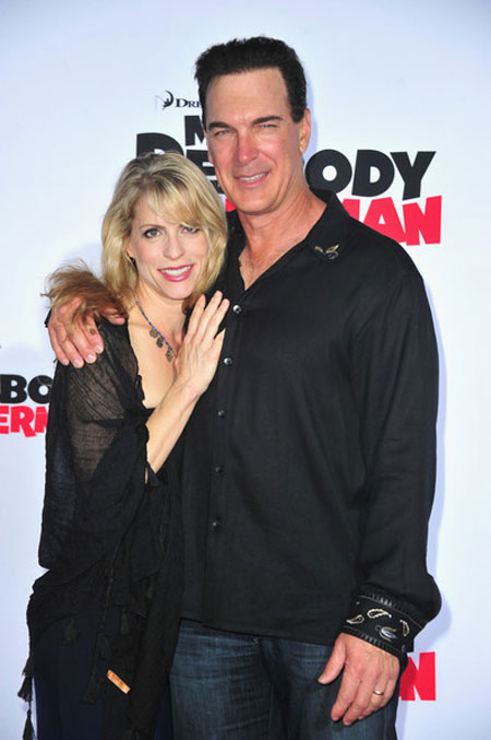 Patrick Warburtan is living a happy Married life with Wife ...