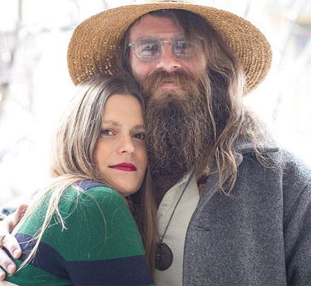 Marianna Palka with Ragazzo Zac Clark