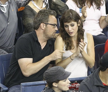 Friends star Matthew Perry; is the Actor Dating someone ...