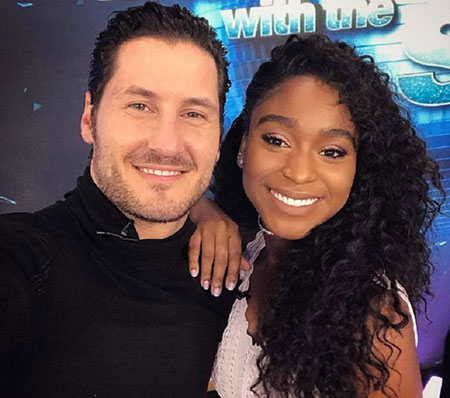 Normani and val dating