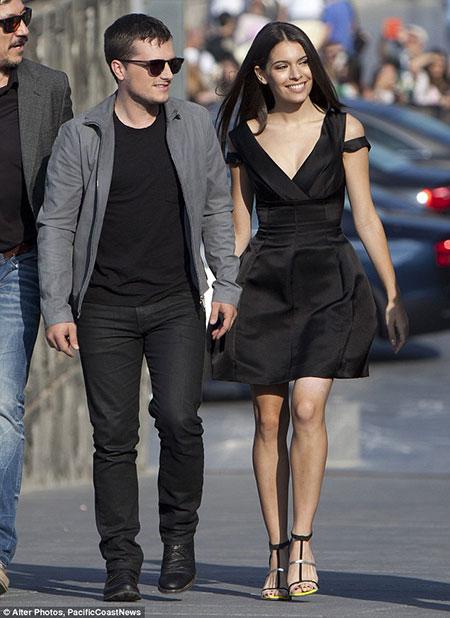 Dating Josh Hutcherson