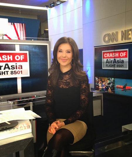 CNN journalist Ana Cabrera Married to a secret Husband ...