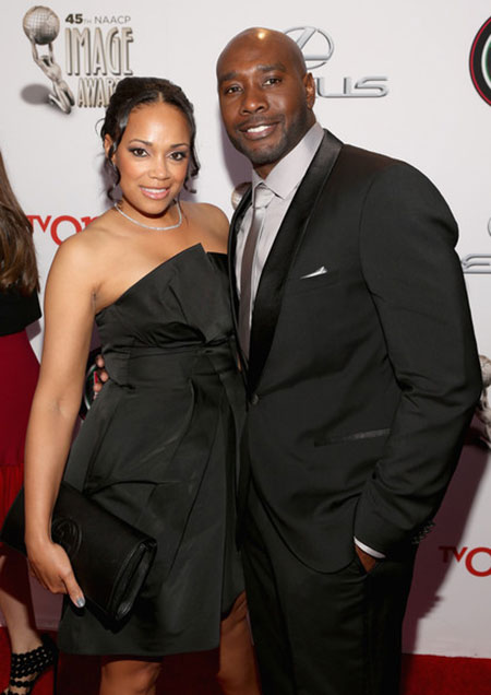 Pam Byse wife of Morris Chestnut Married since 1995; See ...