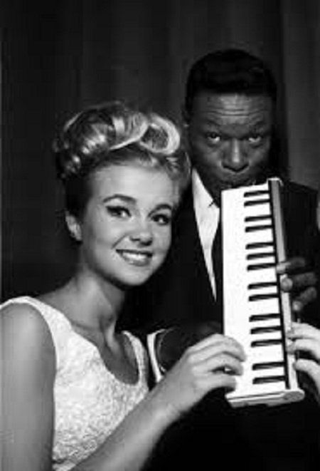 Nat King Cole and Gunilla Hutton