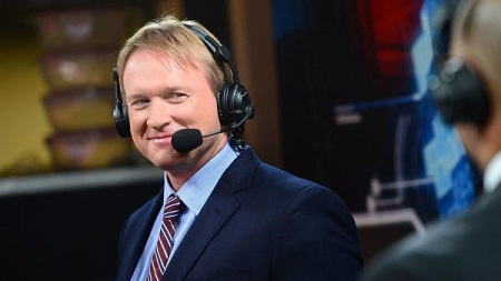 With a pleasant smile Jon Gruden
