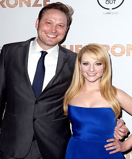 Melissa Rauch is Married to Winston Beigel; The Couple is ...