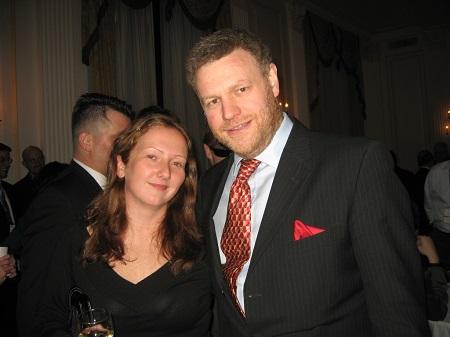Mark wife