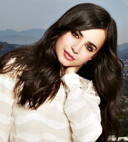 Singer and actress Sofia Carson