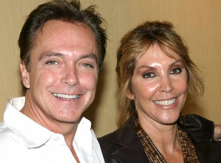 David Cassidy and Former Wife Sue Shifrin