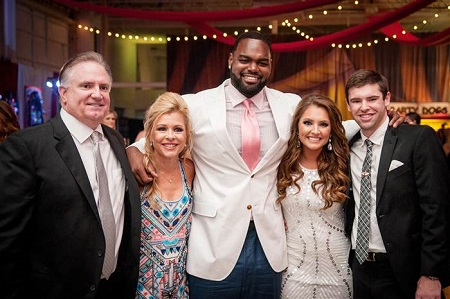 Collins Tuohy Daughter of Leigh Anne Tuohy is Married See her
