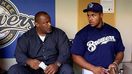 Prince and Cecil Fielder,  the only father-son duo who hit 50 MLB home runs in a season