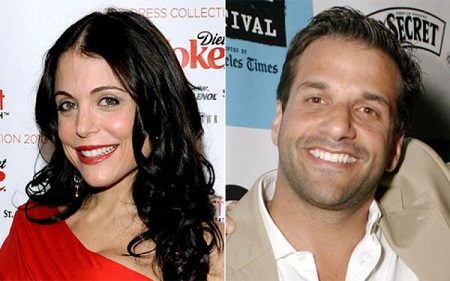 Bethenny Frankel and Peter Sussman divorce in 1997