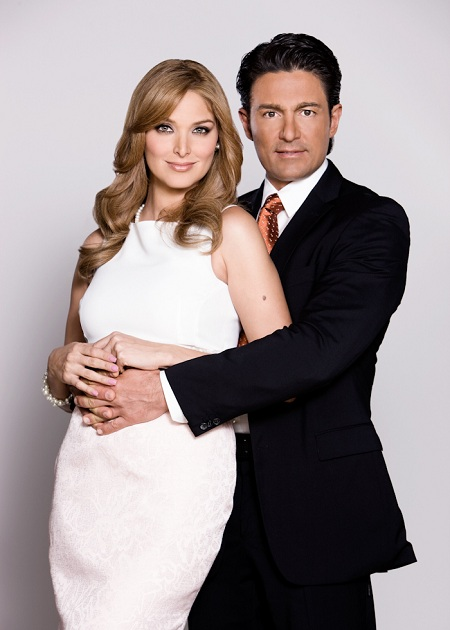 Fernando Colunga Y Blanca Soto 2014 After Being Fired From...
