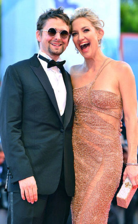 Matt Bellamy and Kate Hudson ended their engagement in December 2014