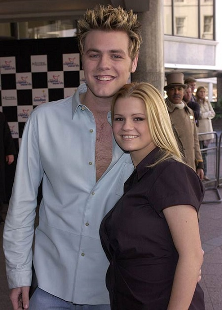 Karry Katona and Brian McFadden divorced in 2006