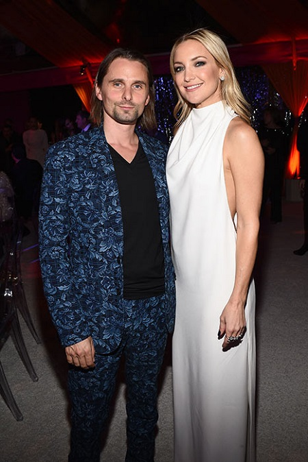 Matt Bellamy engaged to model Elle Evans