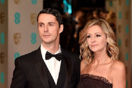 Sophie Dymoke happily married to husband Matthew Goode