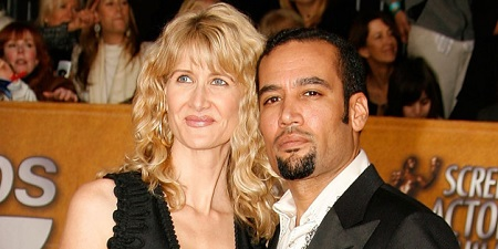 Laura Dern and Ben Harper married in 2005