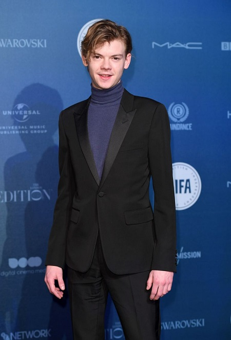 English actor and musician Thomas Brodie-Sangster