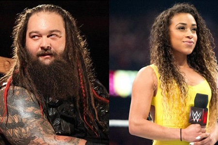 Bray Wyatt Of WWE Allegedly Dating Young Ring Announcer JoJo