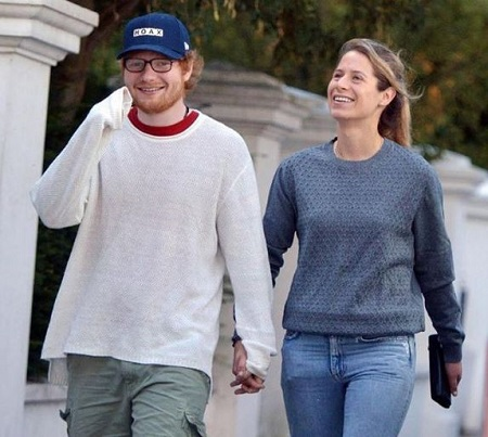 Ed Sheeran and Cherry Seaborn started dating in 2015