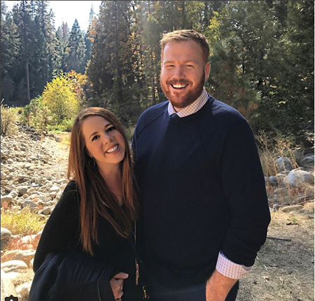 Instagram/Lynsey Bartilson and Dr Cru Moore are happily married since 2016
