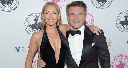 Diane Plese's ex-husband, Robert Herjavec happily married to wife Kym Johnson