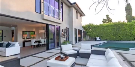 Russel Westbrook's house