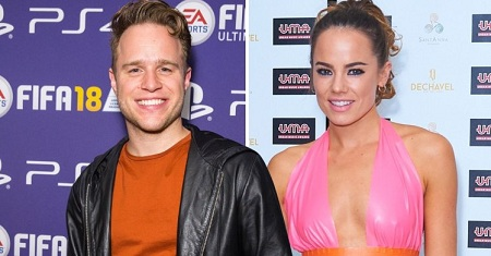 Olly murs dating amber