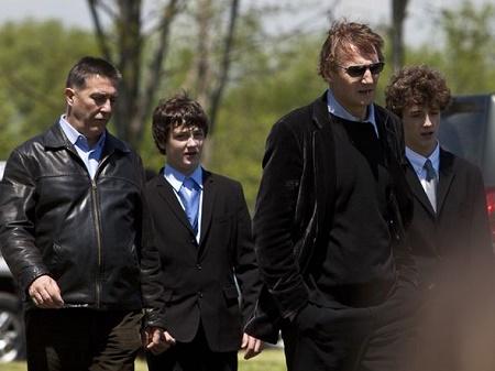 Liam Neeson Children