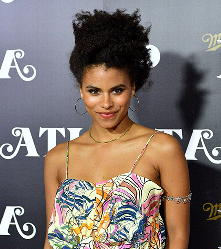 Gorgeous Atlanta star Zazie Beetz
